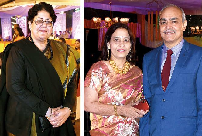 Dr Amrita Das and Eva Sharma & Awani Kumar  (BCCL/ Vishnu Jaiswal)