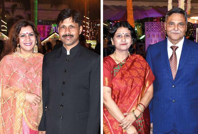 Malvika and Hari Om and Namita & Bimal Kumar Singh  (BCCL/ Vishnu Jaiswal)
