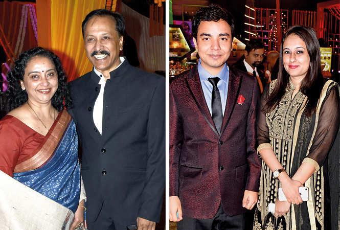 Sangeeta and Sanjaya Singh  and Achint Kumar and Anushree Shukla   (BCCL/ Vishnu Jaiswal)