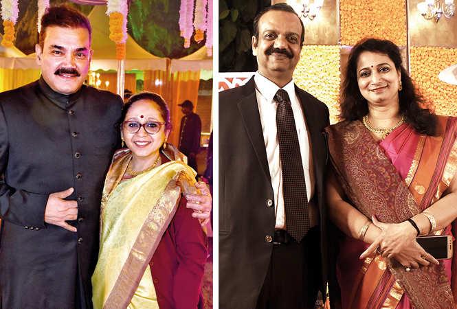 Anjani Kumar and Vasundhara Singh and Arvind and Chhaya  (BCCL/ Vishnu Jaiswal)