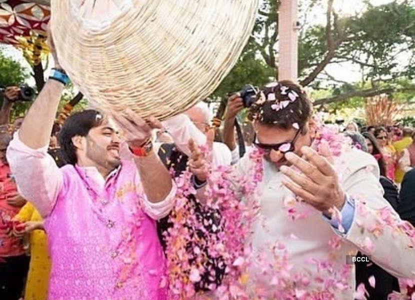 Isha Ambani and Anand Piramal's wedding pictures