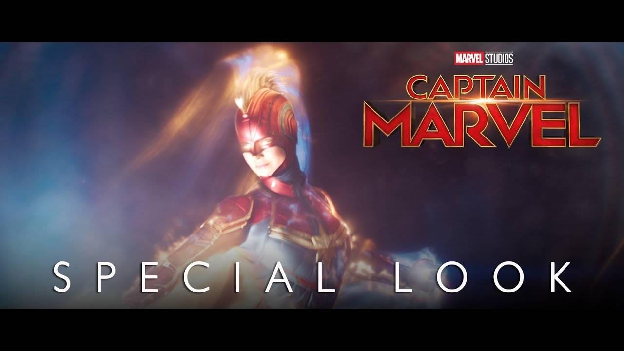 Captain Marvel - Special Look