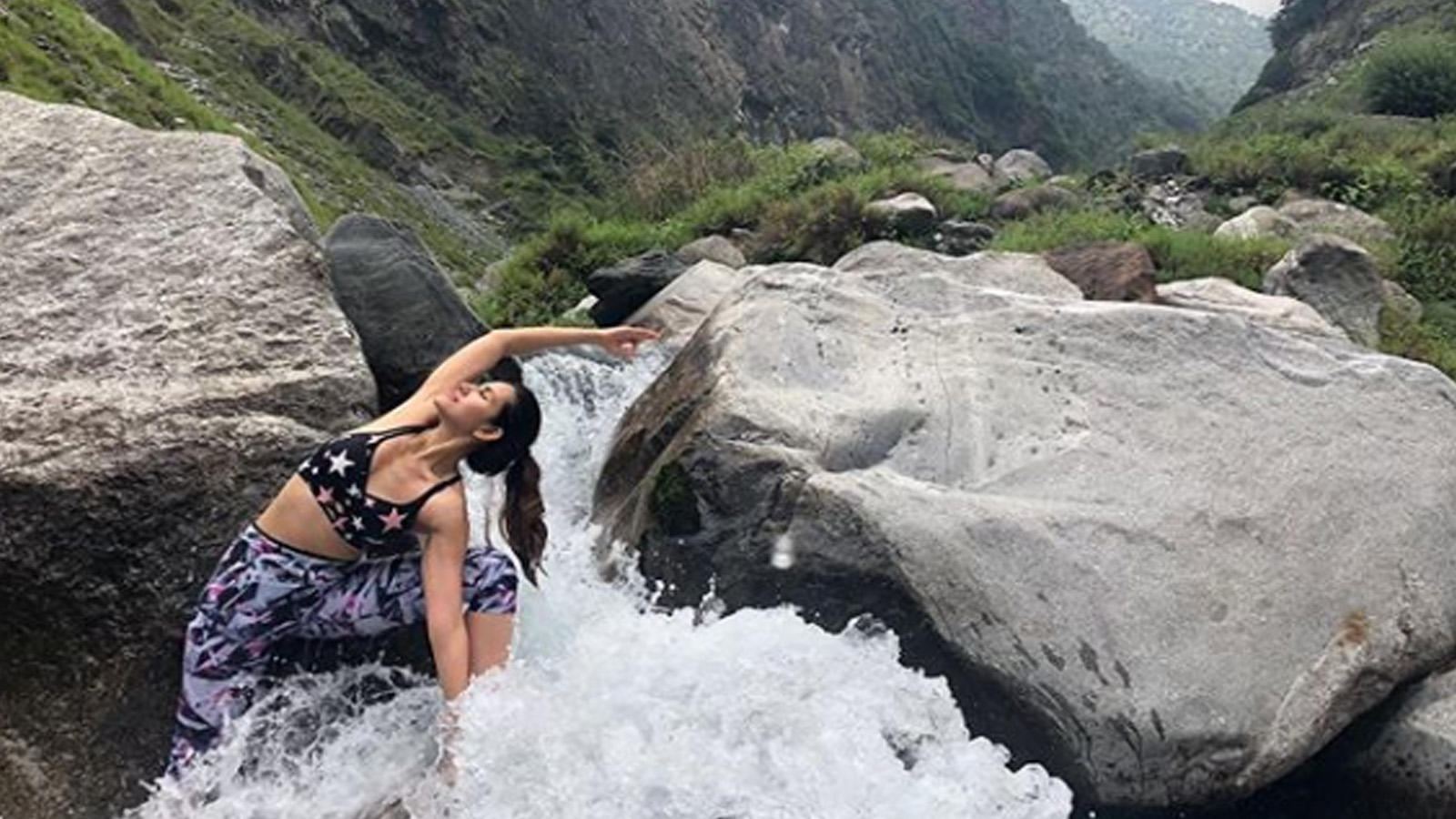 Sonnalli Seygall spills the beans about her love for outdoors and her passion for yoga