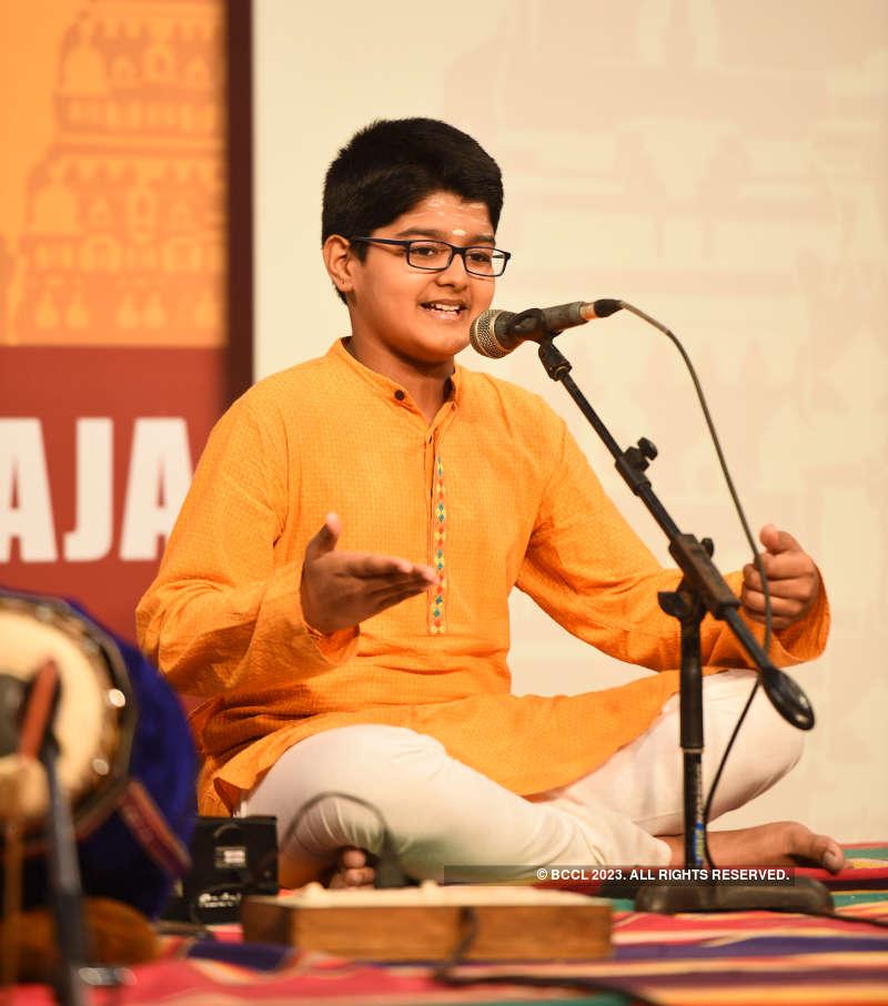 Times Thyagaraja Awards: Auditions