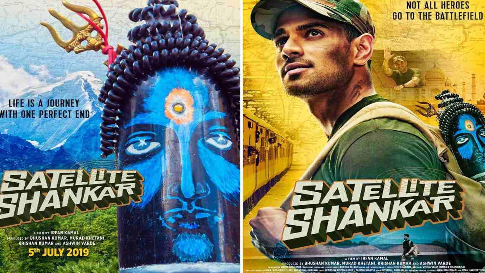Sooraj Pancholi shares glimpse of 'Satellite Shankar'