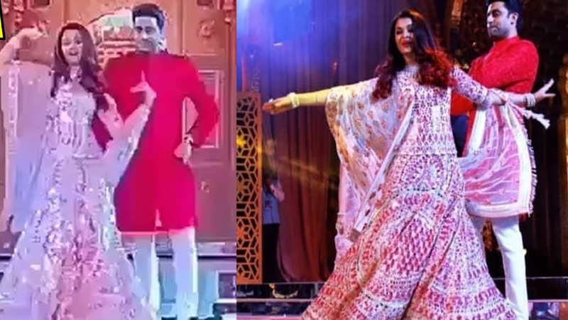 Aishwarya Rai Bachchan on her viral dance videos at Isha Ambani's pre-wedding ceremony