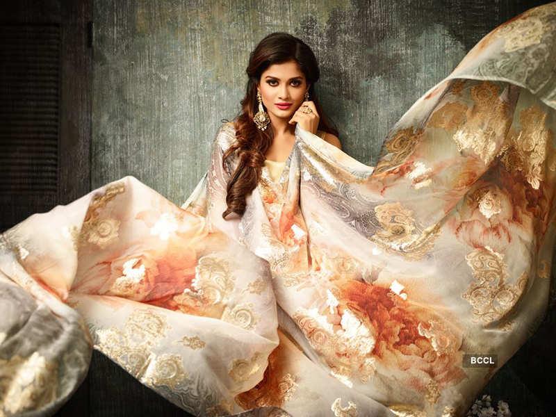 Sushrii Shreya Mishraa's latest photoshoot will leave you spellbound