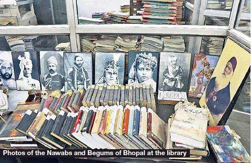Heritage library of bhopal (2)