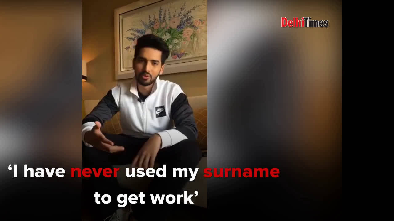 Singer Armaan Malik talks about his journey in Bollywood