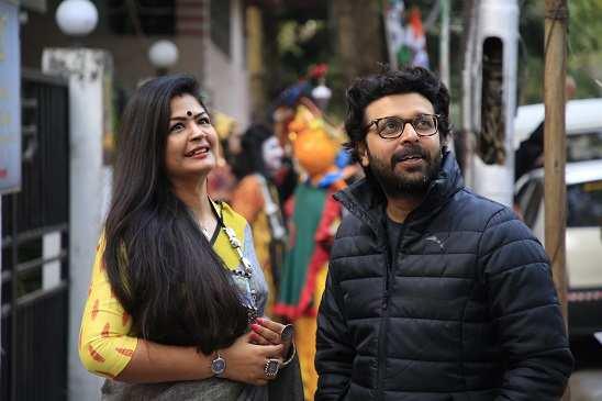 Soma Das,Joy Sarkar