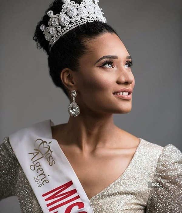 Miss Algeria 2019 Khadija Ben Hamou faces criticism for being black