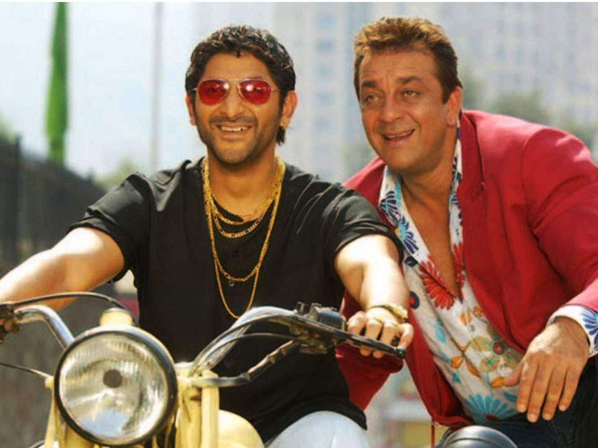 Arshad Warsi clears the air about 'Munna Bhai 3' going on floors ...