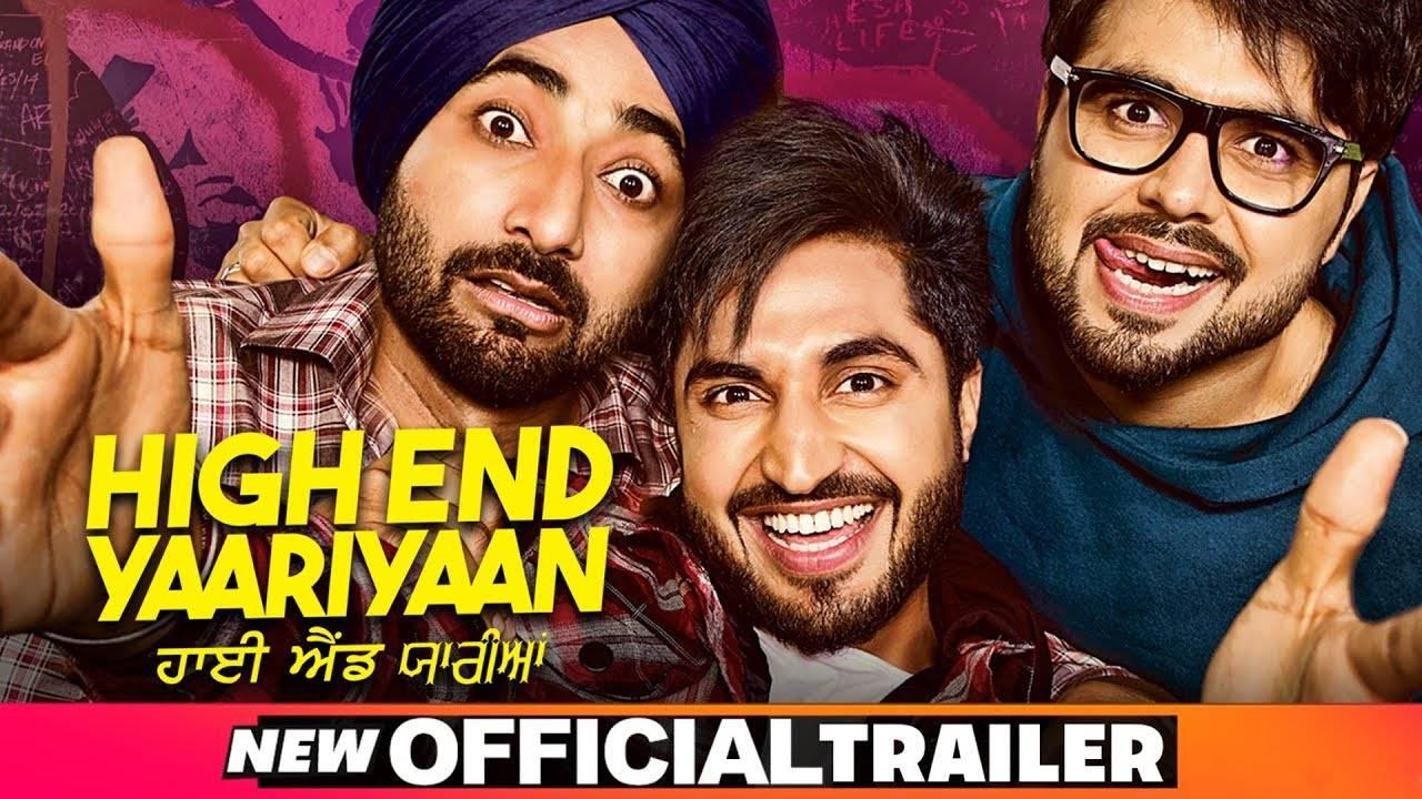 High End Yaariyaan - Official Trailer