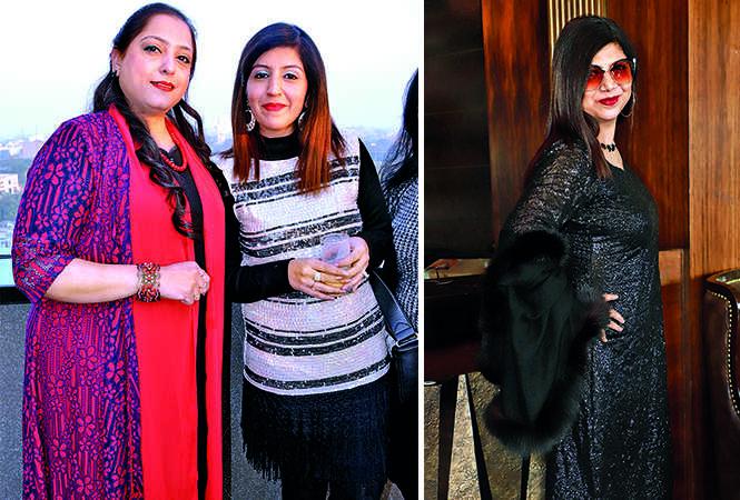 (L) Nona and Jyoti (R) Riya (BCCL/ IB Singh)
