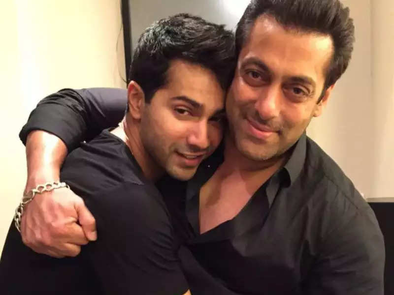 Varun Dhawan to play a young Dhirubhai Ambani in Salman Khan's 'Bharat'? - 'Bharat': Interesting facts about the Salman Khan starrer  | The Times of India