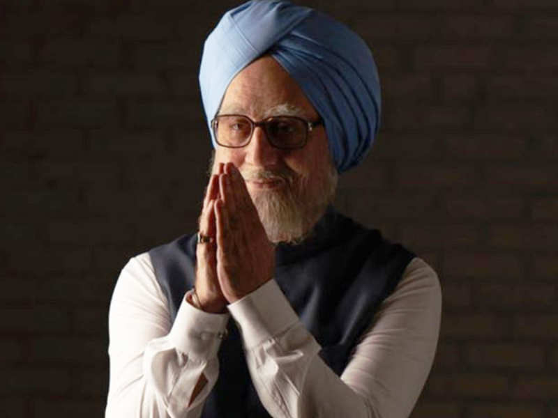 'The Accidental Prime Minister': Anupam Kher takes Twitter to give it back to Rahul Gandhi - Bollywood celebs and their interesting statements  | The Times of India