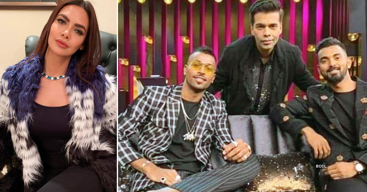 "Esha Gupta loses her cool, says, ""Who told you Hardik Pandya is my friend?"""