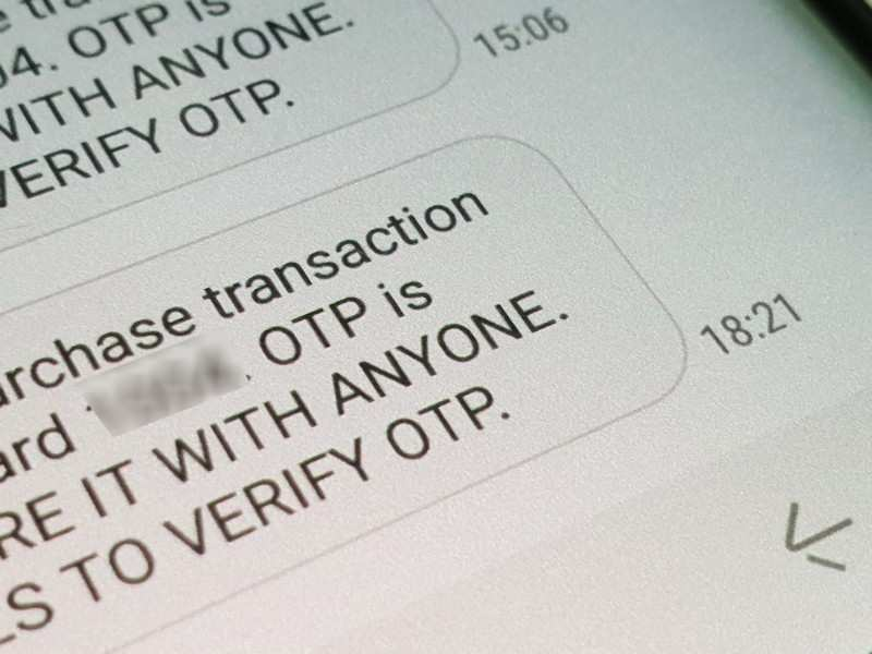 People are losing lakhs to this dangerous OTP online banking scam