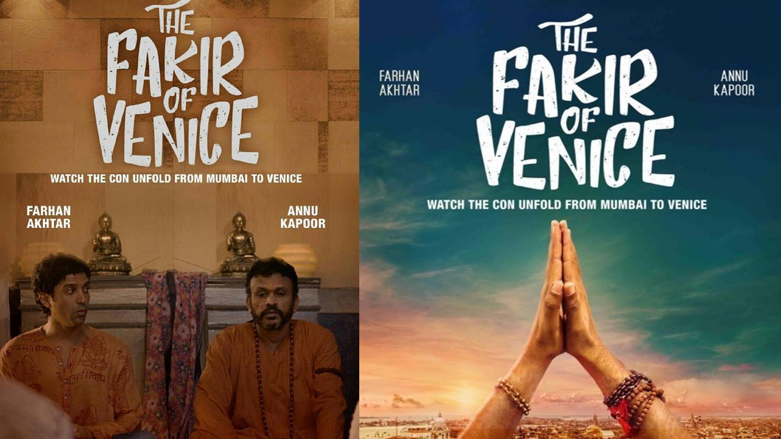 Release of Farhan Akhtar's 'The Fakir of Venice' postponed again