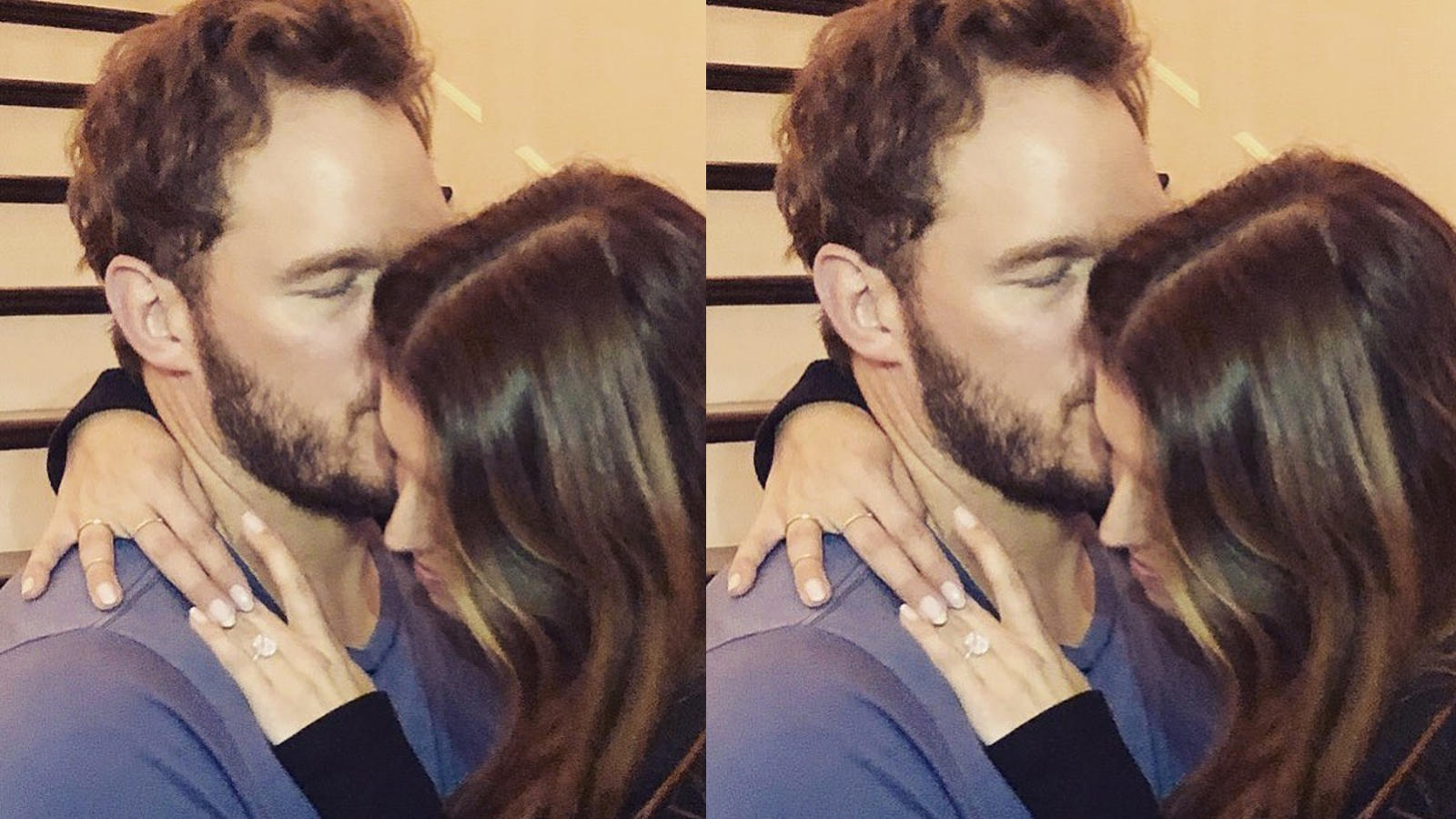 Chris Pratt announces engagement with Katherine Schwarzenegger