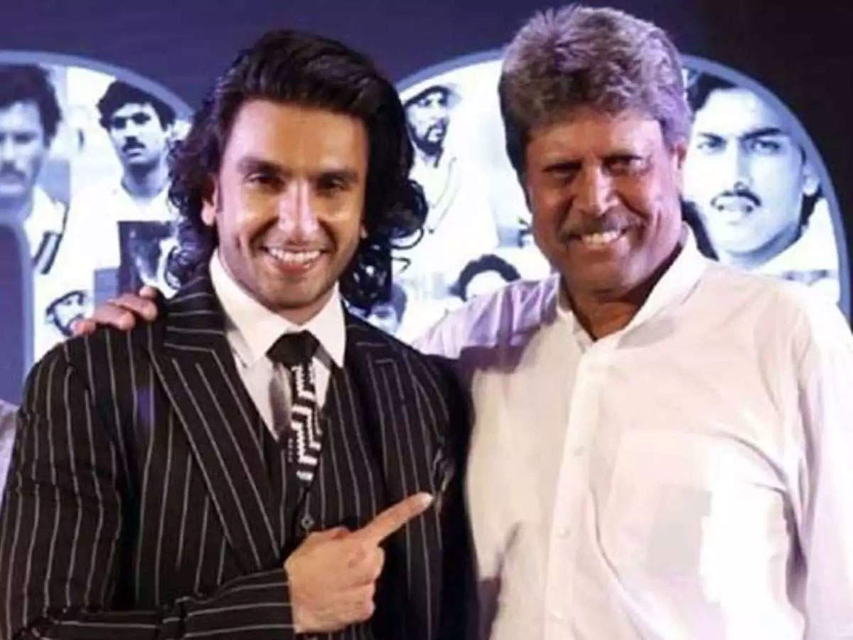 Ranveer Singh To Train Under Kapil Dev For 83