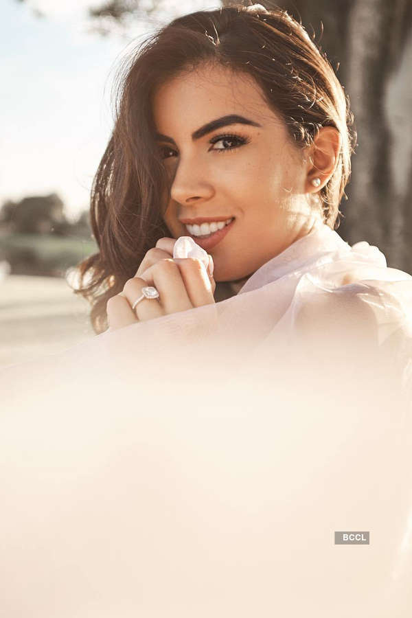 Miss Universe Nicaragua 2018 gets engaged 