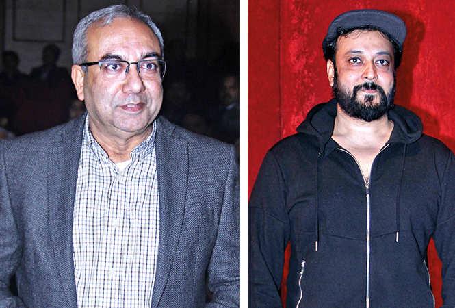(L) Iqbal Hasan (R) Santosh Shukla (BCCL/ Aditya Yadav)