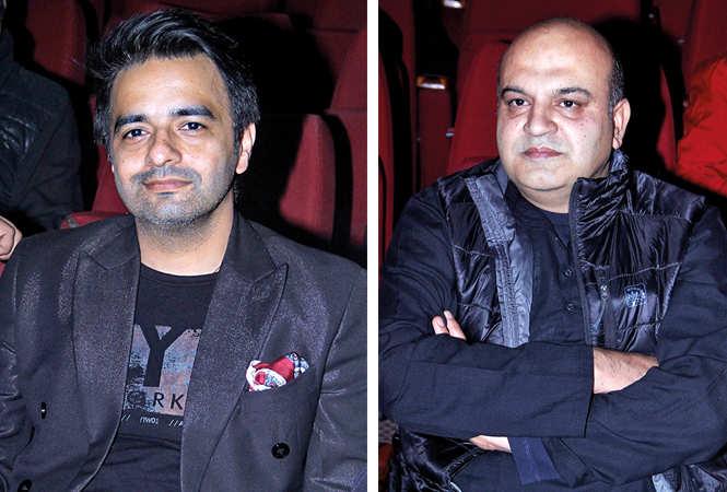(L) Aman Shahpuri (R) Arshad (BCCL/ Aditya Yadav)