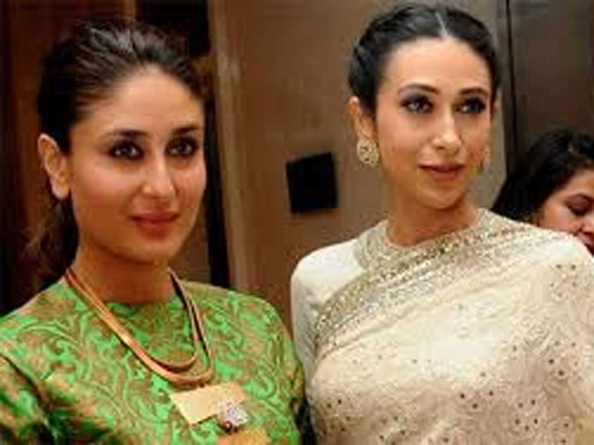 Karisma Kapoor reveals she gets trolled for her sister Kareena Kapoor  Khan's pout