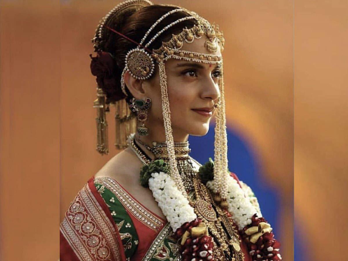 'Manikarnika: The Queen Of Jhansi': Kangana Ranaut looks breathtaking as a new bride in this latest still