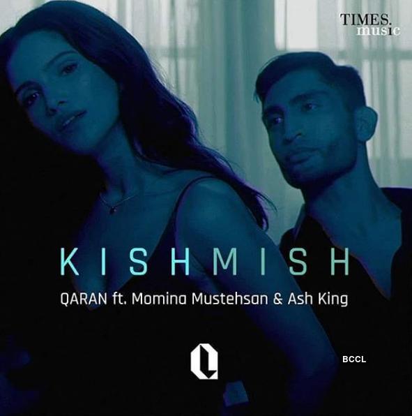 Poster look of Vartika Singh's new music video released