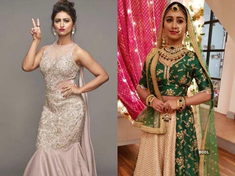 Yeh Rishta Kya Kehlata Hai's Mohena Singh aka Kirti reacts to the