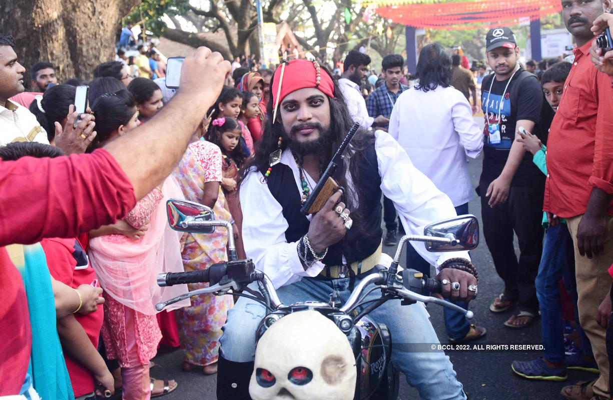 35th Cochin Carnival