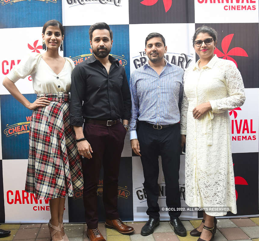 Why Cheat India: Promotions