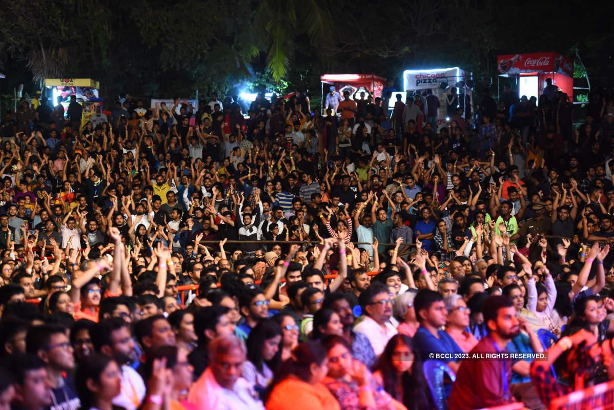 Music enthusiasts have a gala time at 'Saarang'
