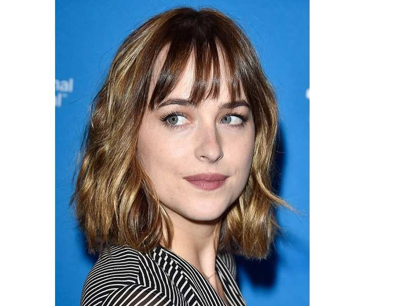 Celeb Inspired Hairstyles With Bangs You Can Try Misskyra