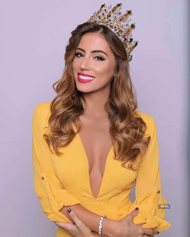 Miss Universe Costa Rica 2018 Natalia Carvajal gets engaged
