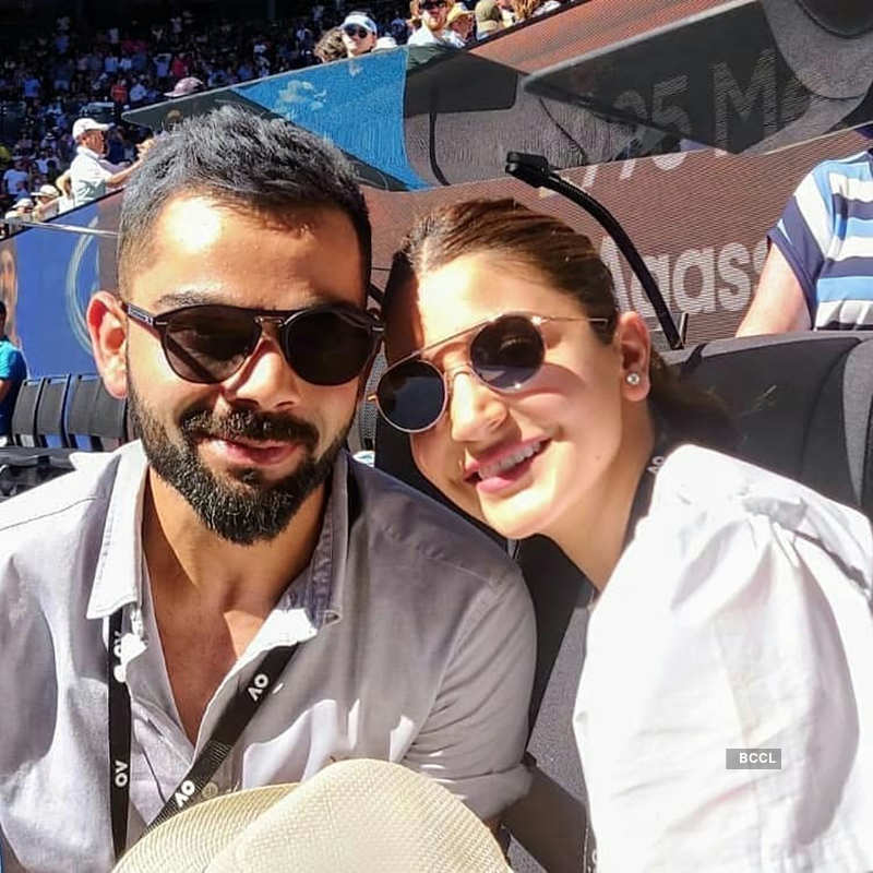 These pictures of Anushka Sharma with her father will melt your heart