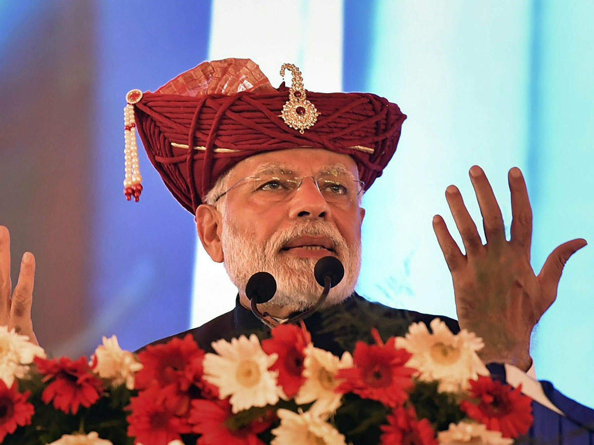 Mahagathbandhan is against the people of India: PM Modi