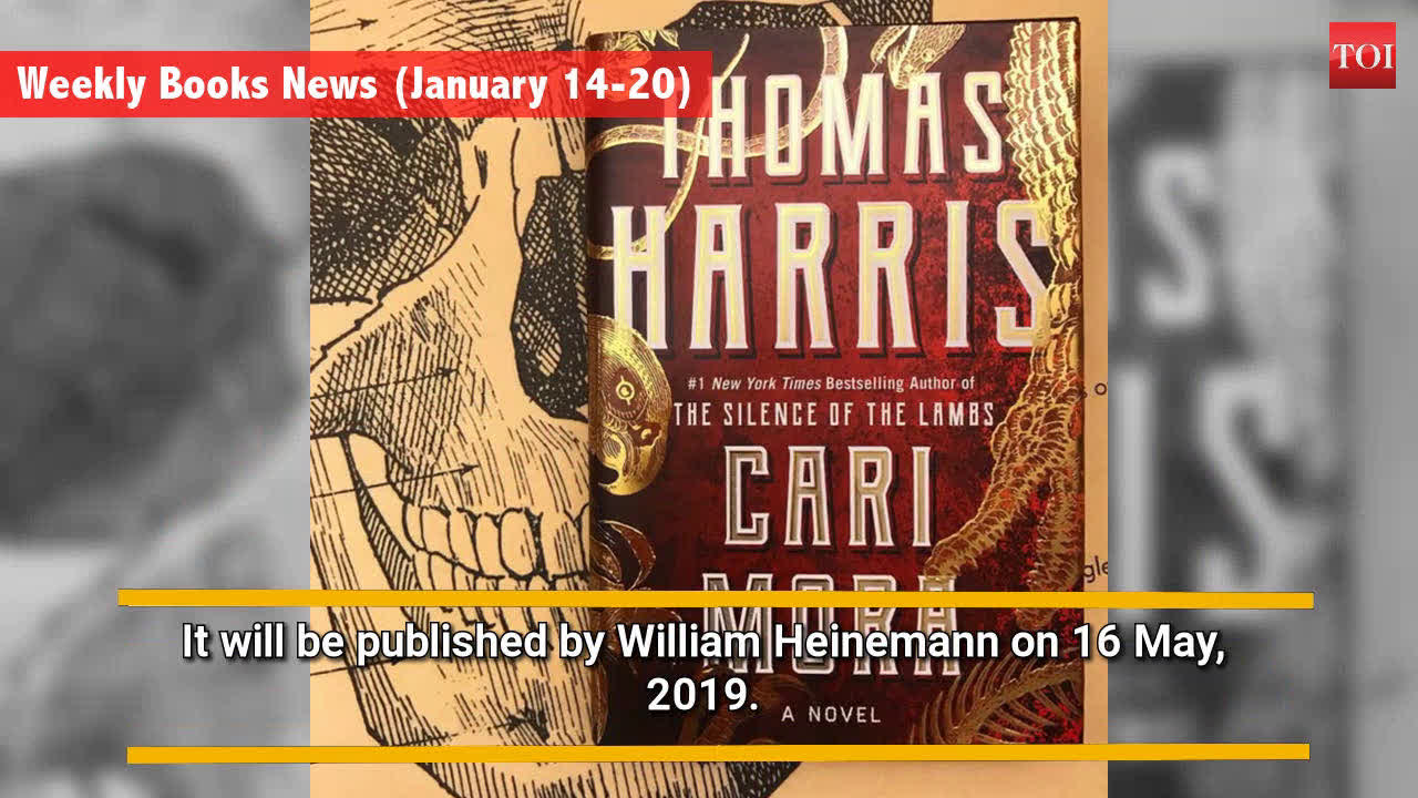 Weekly Books News (January 14-20)