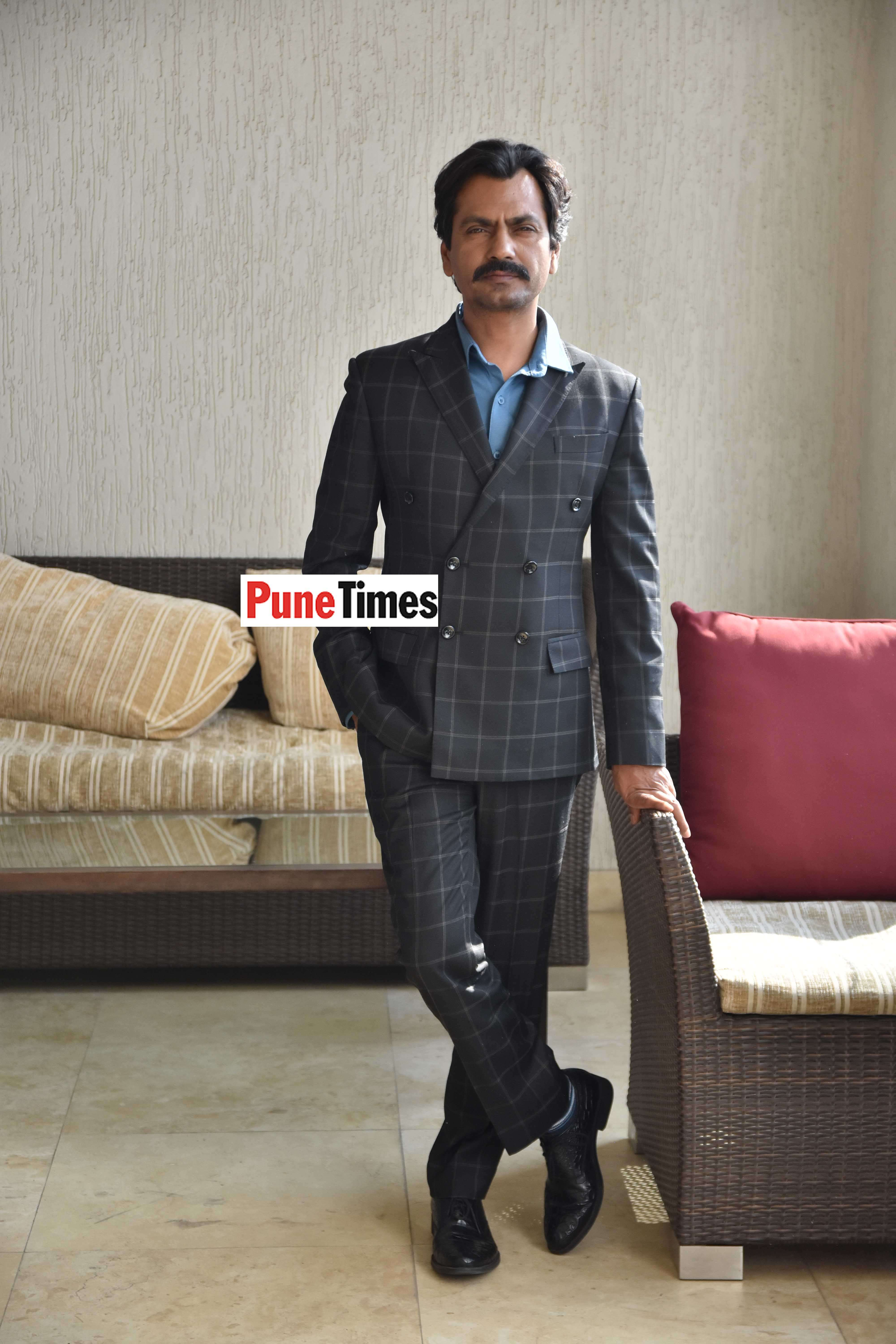 Nawazuddin Siddiqui for Thackeray