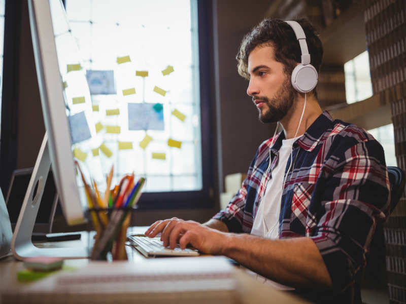 Benefits of Listening Music: Is Listening to Music During Work ...