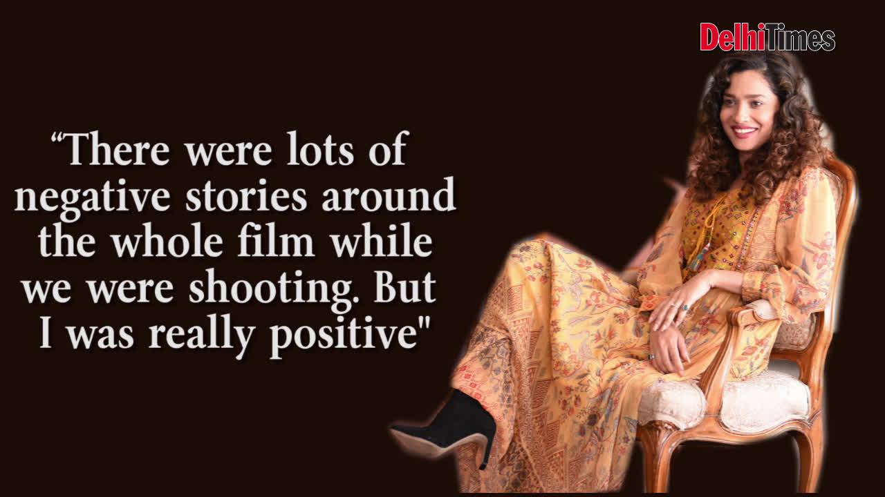 Ankita Lokhande talks about her role as Jhalkari Bai in Manikarnika: The Queen of Jhansi