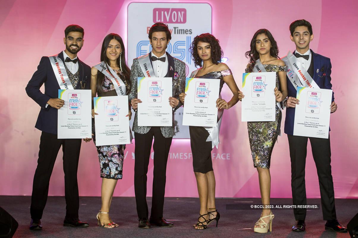 Livon Times Fresh Face 2018: Mumbai Winners
