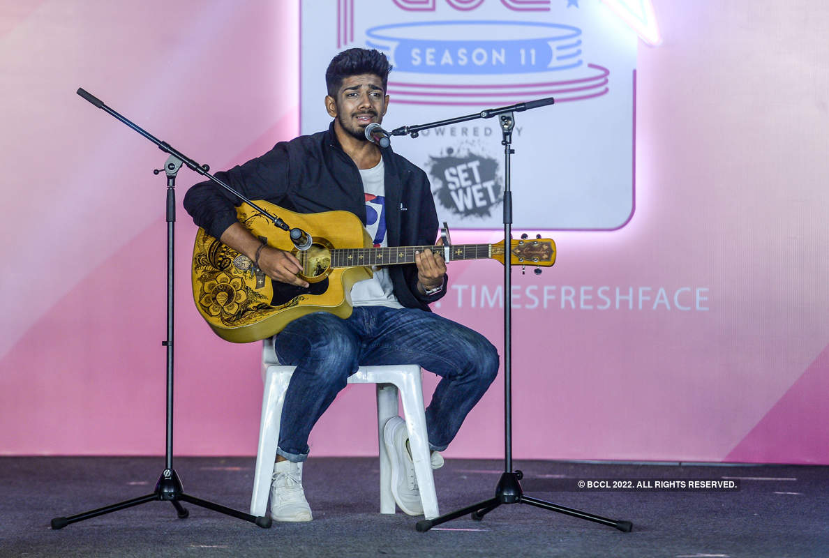 Livon Times Fresh Face 2018 Mumbai Finale: Performances