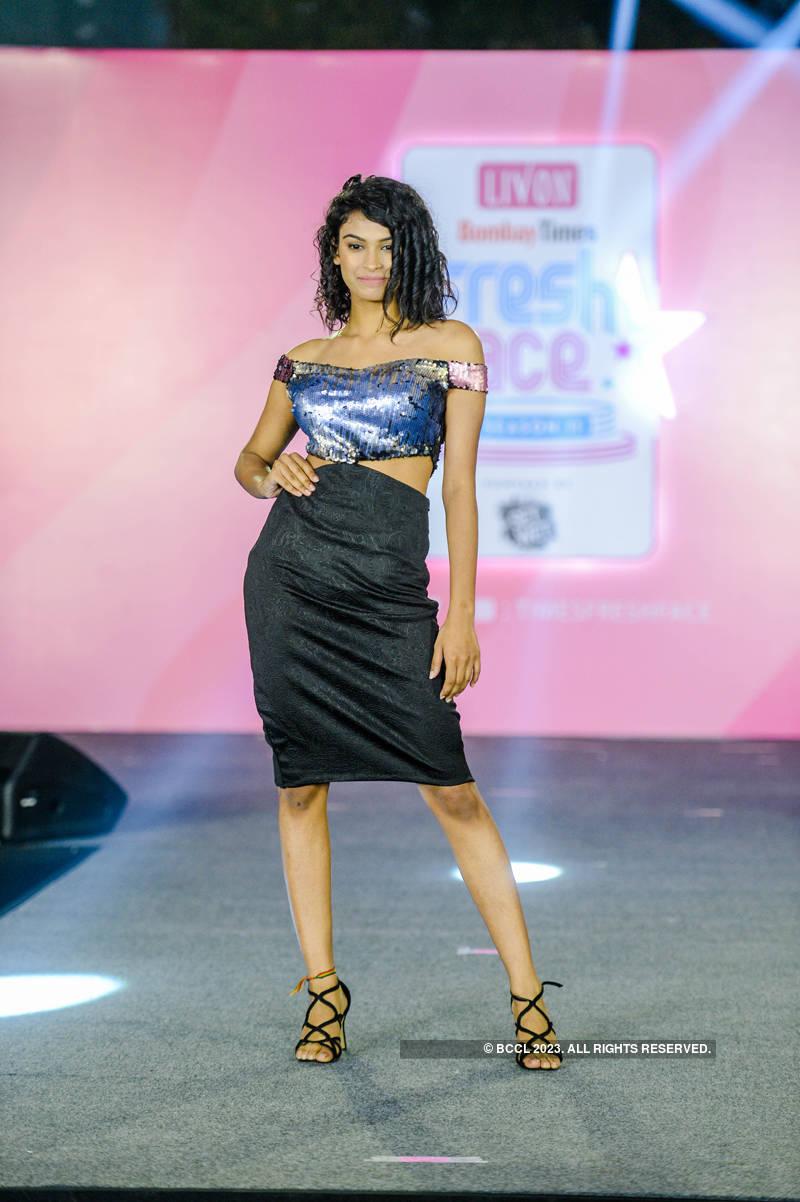 Livon Times Fresh Face 2018 Mumbai Finale: Designer Round