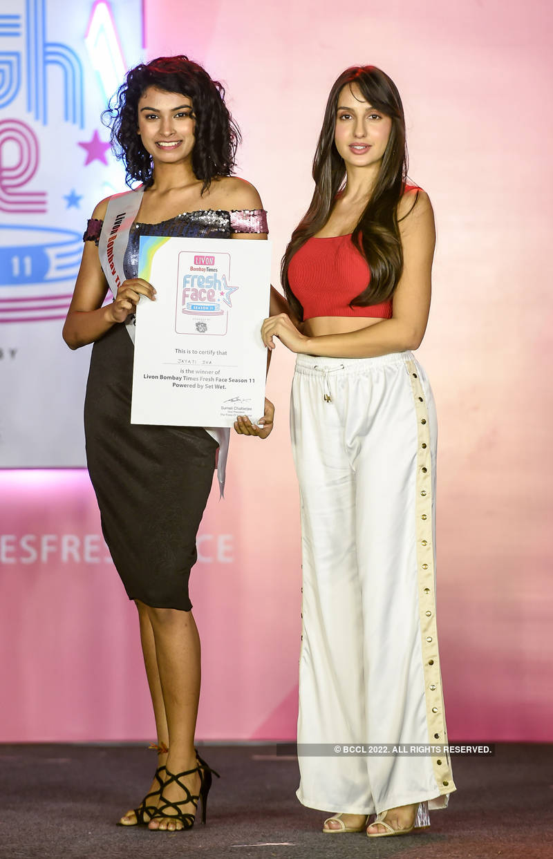 Livon Times Fresh Face 2018 Mumbai Finale: Sub Contest
