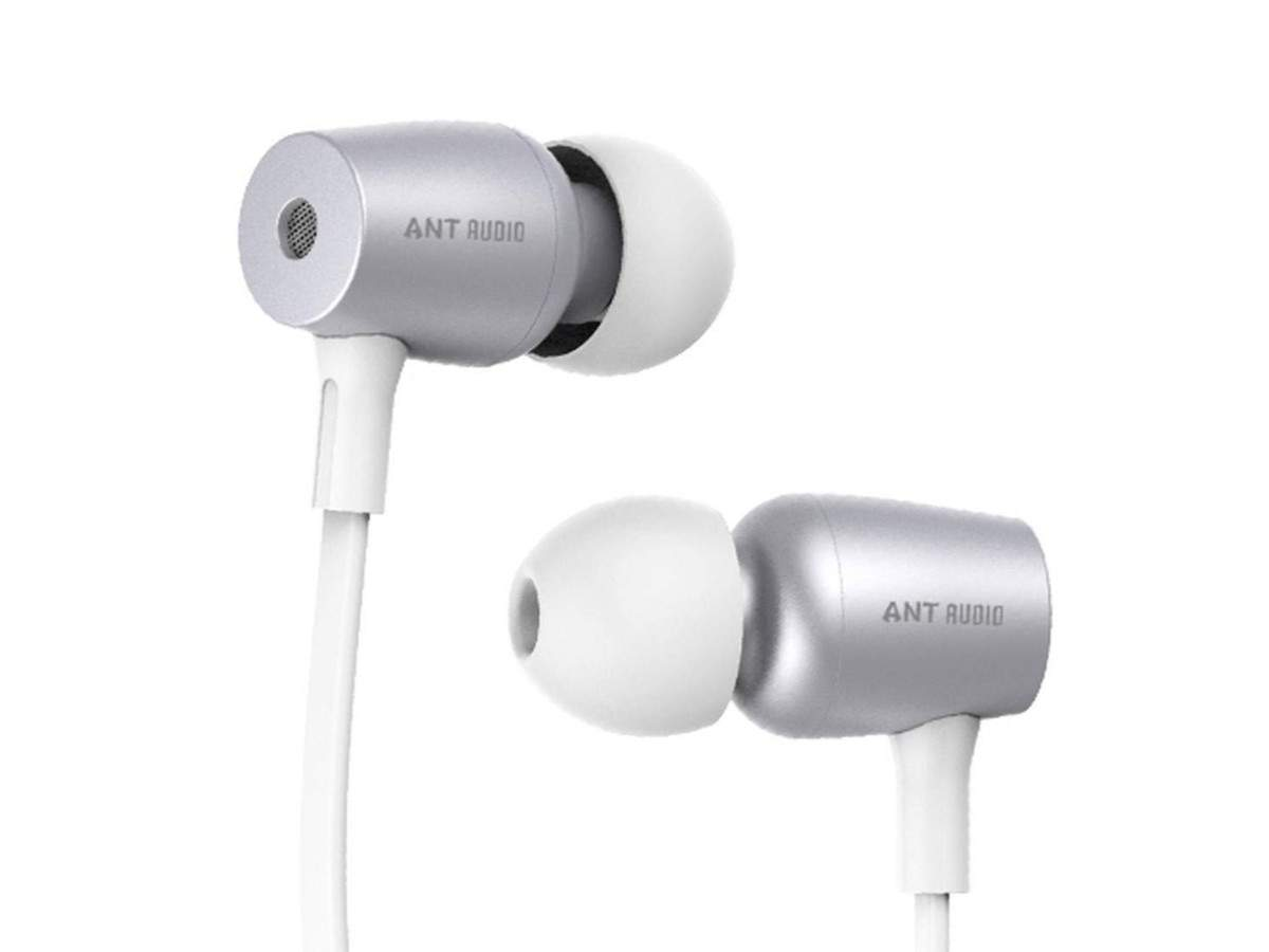 Ant Audio 504 earphone with mic: Available at Rs 299 (original price Rs 999)