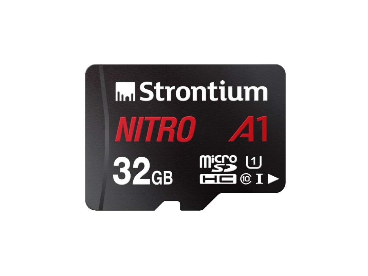 Strontium Nitro A1 memory card: Available at Rs 449 (original price Rs 1,499)