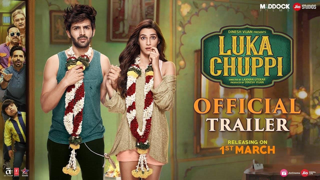 Luka Chuppi - Official Trailer